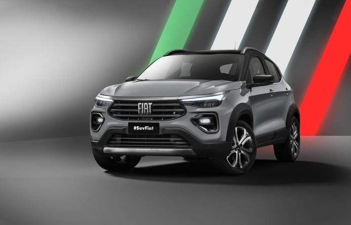 FIAT Brasil desvela la imagen de su nuevo B-SUV basado en el Argo