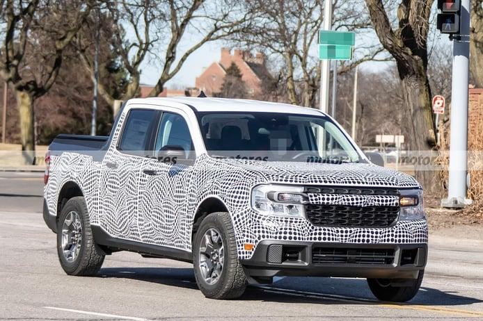 Un informe revela la fecha de presentación del nuevo Ford Maverick 2022