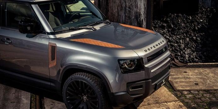 Foto Land Rover Defender Heritage Customs - exterior