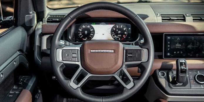 Foto Land Rover Defender Heritage Customs - interior