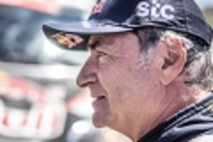 Carlos Sainz deja entrever que su futuro en el Dakar es junto a Audi