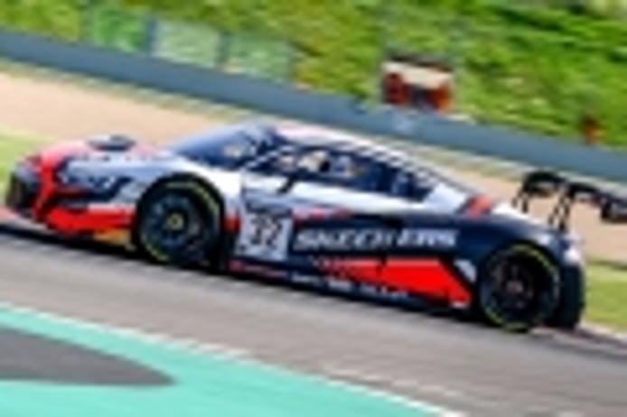 Charles Weerts logra la primera pole de la Sprint Cup en Magny-Cours