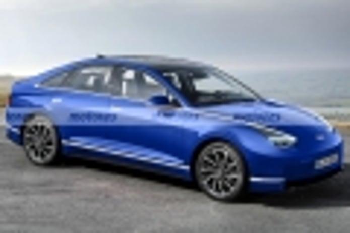 Hyundai pisa el acelerador del desarrollo del IONIQ 6, segundo eléctrico en 2022