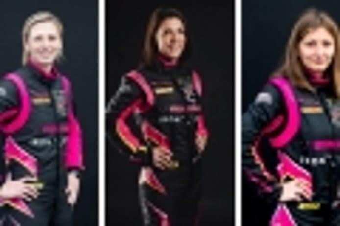 Iron Lynx tendrá su equipo femenino en los 1.000 km. de Paul Ricard