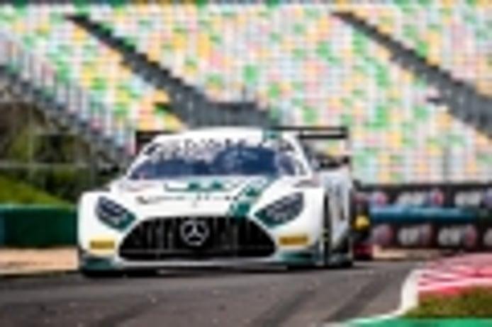 Maro Engel se lleva la segunda pole de la Sprint Cup en Magny-Cours