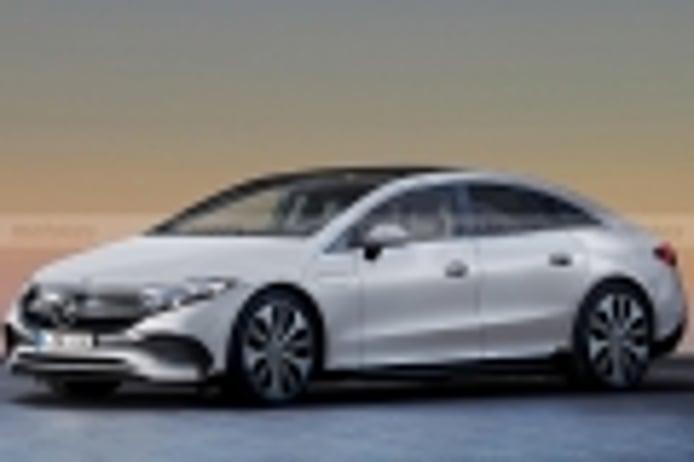 Adelanto del Mercedes EQE 2022, el sustituto del CLS debutará en el Salón de Múnich