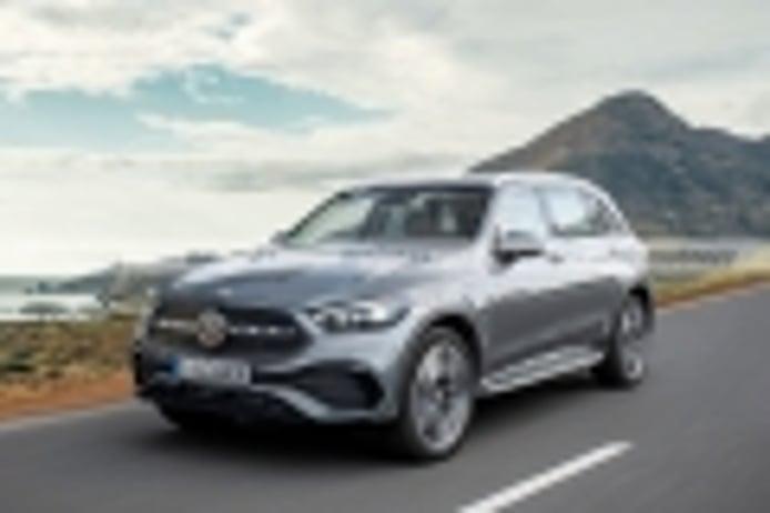 Mercedes GLC 2022, adelanto de una fórmula ganadora que llegará en un año