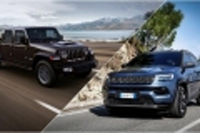 Presentación Jeep Compass y Jeep Gladiator, dos mundos opuestos en nuestras manos