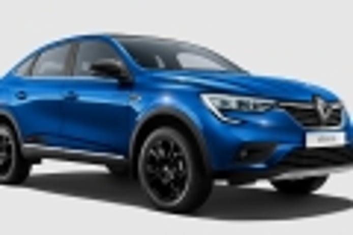 El Renault Arkana estrena interesantes novedades lejos de nuestras fronteras