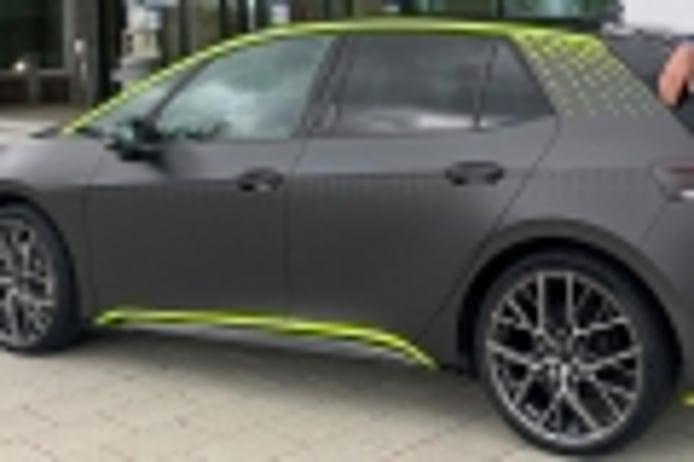 Volkswagen ID.X Concept, vislumbrando un ID.3 más radical y deportivo