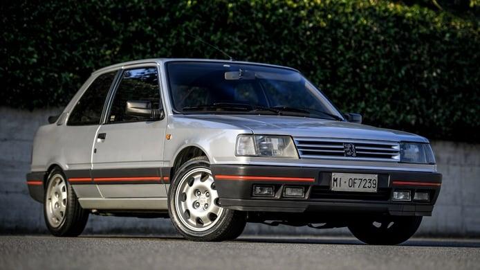 Amores de juventud, el Peugeot 309 GTI
