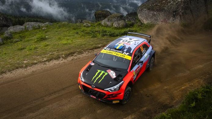 El positivo de Petter Solberg deja a Oliver sin Rally de Italia-Cerdeña