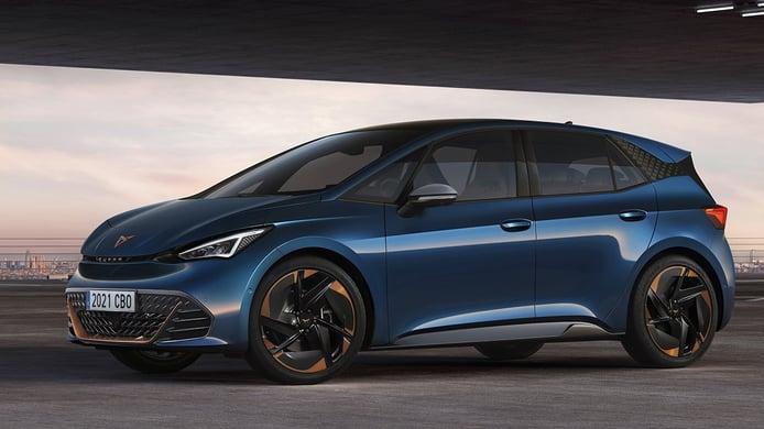 CUPRA Born, todos los precios y gama del esperado coche eléctrico
