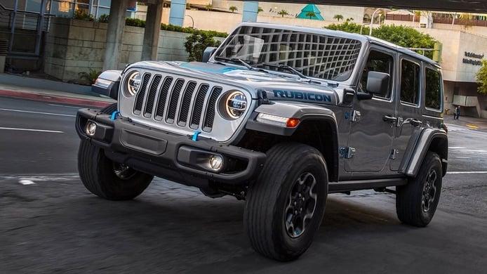 Jeep Wrangler 4xe, todos los precios del nuevo todoterreno híbrido enchufable