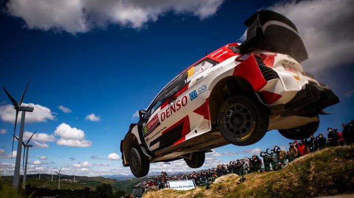 ¿'Rally2' o 'Rally3'? Dudas en la expansión de Toyota en el WRC