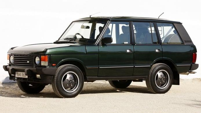 Amores de juventud: el Range Rover