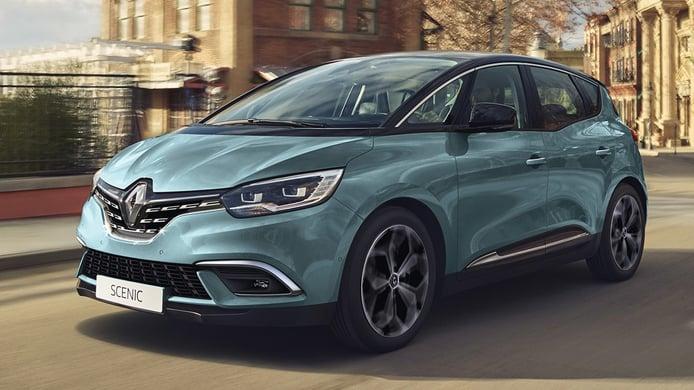 Renault Scénic, auge y ocaso de un monovolumen de referencia en Europa