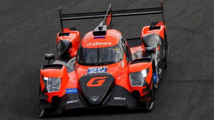 Roberto Merhi reemplaza a Pietro Fittipaldi en G-Drive y se acerca a Le Mans