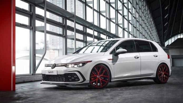 Oettinger firma un paquete deportivo para el nuevo Volkswagen Golf GTI