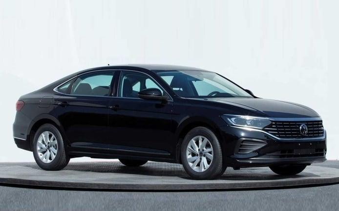 Filtrado al completo el facelift del Volkswagen Passat destinado a China