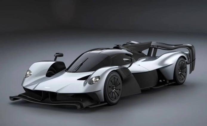 Se filtra una variante más radical y desconocida del Aston Martin Valkyrie