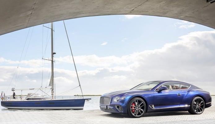 Foto Bentley Continental GT V8 Coupé