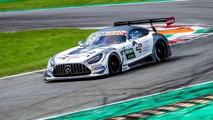 Buhk sustituirá a Paffett en las rondas del DTM en Monza y Lausitzring