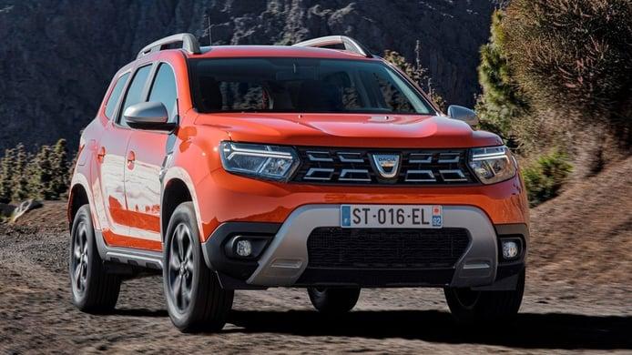 Dacia Duster 2022, el popular SUV estrena imagen, tecnología, ¡y cambio automático!