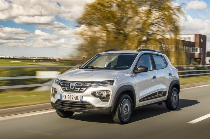 El Dacia Spring, el pequeño eléctrico de la marca rumana, arrasa en Alemania