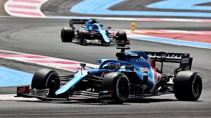 ¿Desobedeció Alonso las órdenes de equipo a favor de Ocon? Esto es lo que pasó