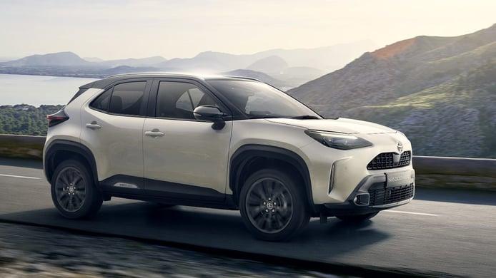 El nuevo Toyota Yaris Cross estrena acabados básicos y reduce su precio de salida