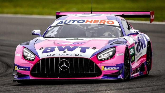Götz y Ellis se reparten los libres en el debut del DTM en Monza