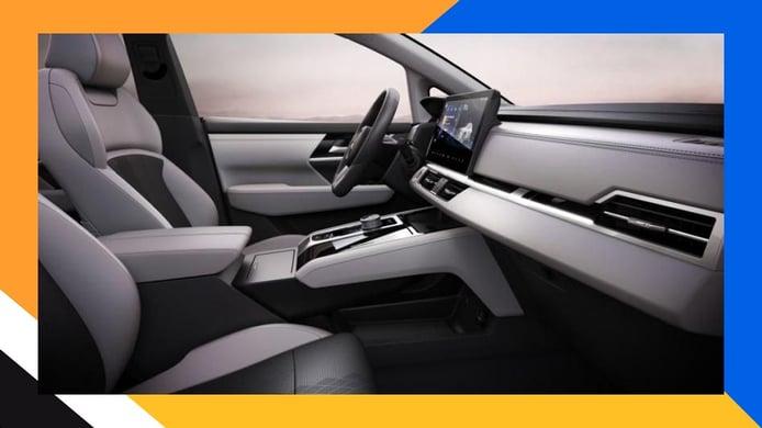 Filtración Mitsubishi Airtrek - interior