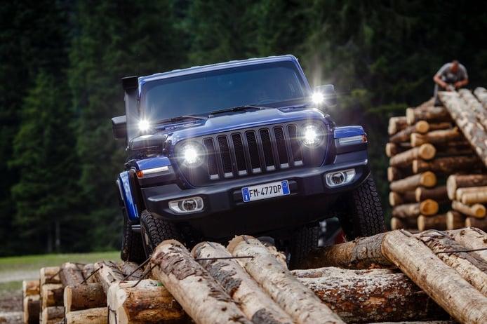 Jeep anuncia una variante off-road más extrema del Wrangler con un misterioso teaser