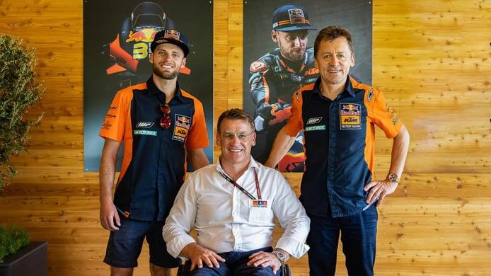 KTM renueva a Brad Binder y dibuja el futuro de Remy Gardner en MotoGP