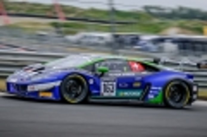 Albert Costa y Norbert Siedler ganan con el Lamborghini #163 en Zandvoort