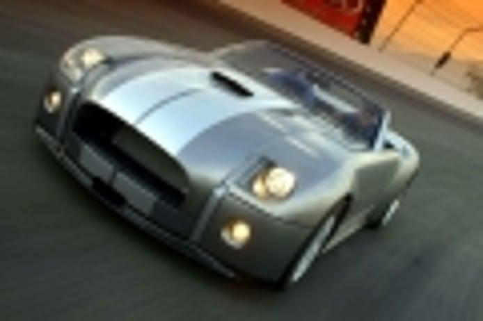 Ford quiso resucitar el Shelby Cobra en 2004 y el único prototipo existente está en venta