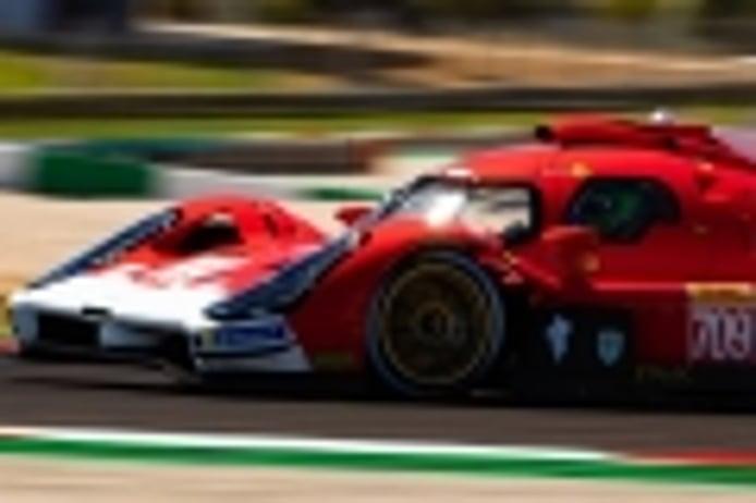 Glickenhaus anuncia su 'renovada' alineación para las 6 Horas de Monza