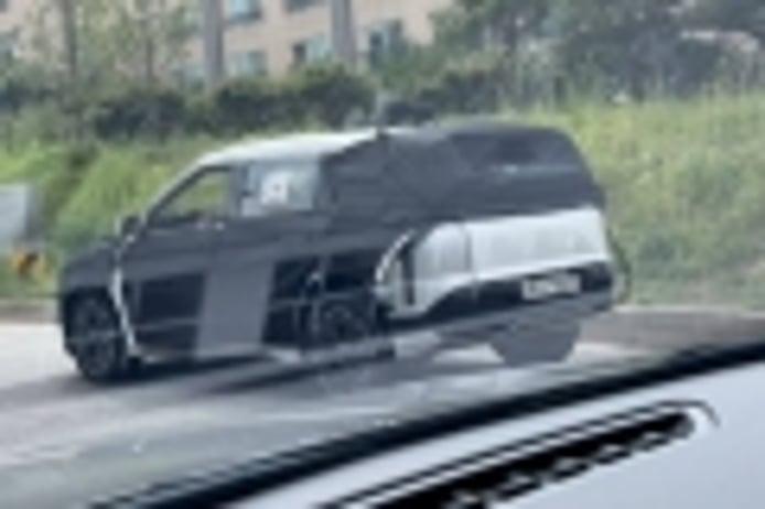 El misterioso SUV eléctrico que apunta a la marca KIA