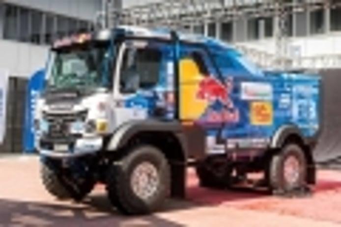 KAMAZ 435091: el zar ruso de ocho toneladas para el Dakar 2022