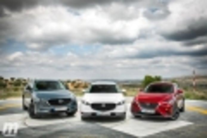 Mazda anuncia su ambiciosa estrategia de electrificación hasta 2030