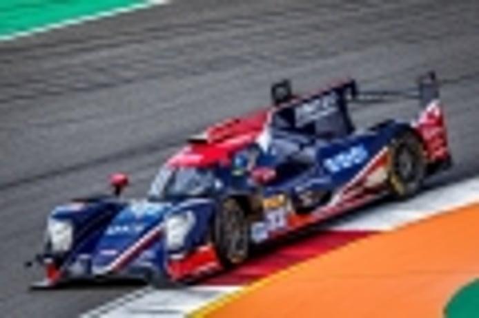 El Oreca #22 de United Autosports repite al frente del FP3 en Portimao