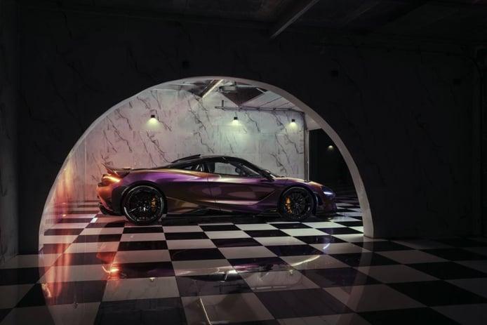 MSO McLaren 765LT, el Longtail más exclusivo con cuatro colores de carrocería