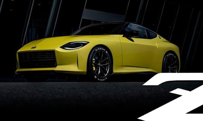 Un teaser confirma la fecha de presentación del nuevo Nissan Z