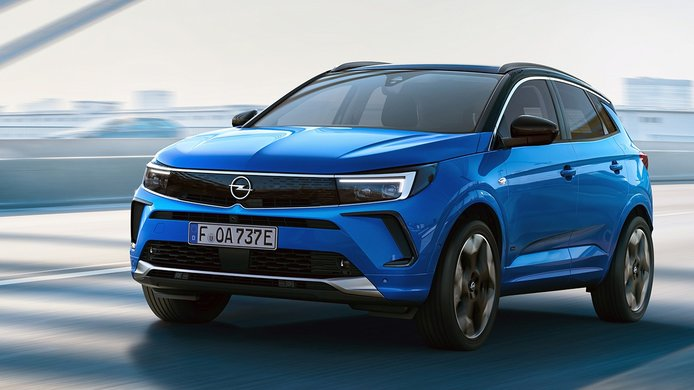 Opel Grandland 2022, nueva imagen y tecnología para el popular SUV alemán