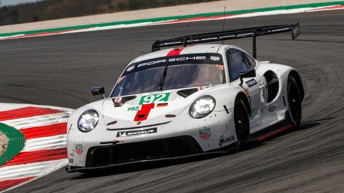 Porsche no renunciará a su programa GT con su salto a la clase LMDh