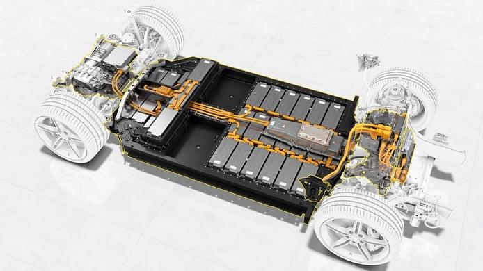 Las nuevas baterías de Porsche para coches eléctricos: más eficientes y rápidas de cargar