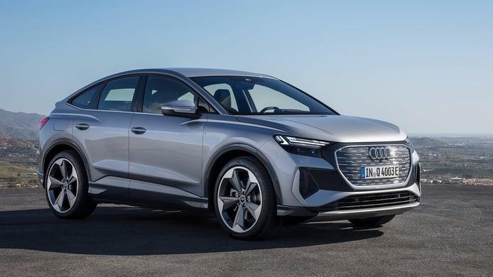 El nuevo Audi Q4 Sportback e-tron ya tiene precios: SUV Coupé y 100% eléctrico