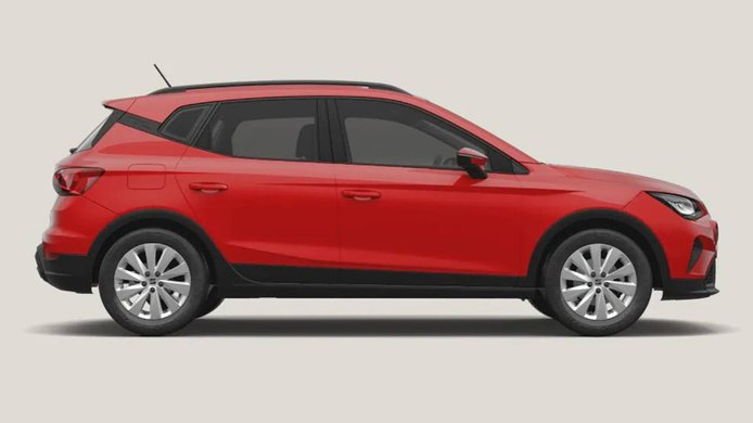 SEAT Arona Reference - lateral