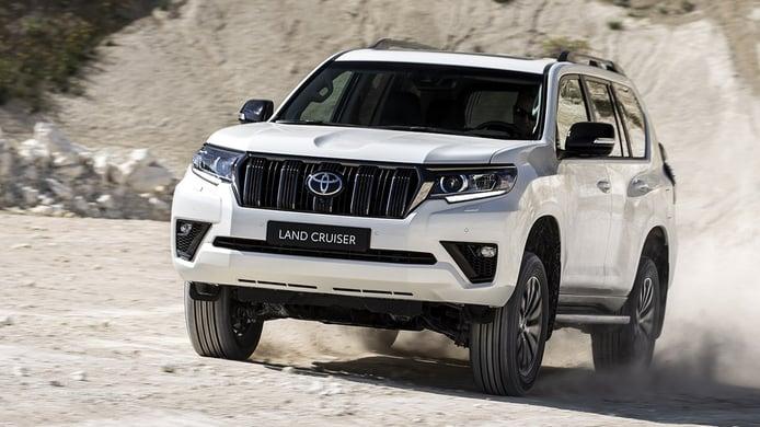 Toyota Land Cruiser 2021, mejoras en la gama del incombustible todoterreno